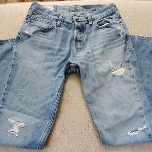 Hollister Acid-washed Mens Jeans 31 x 32